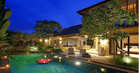 Luxury 3 Bedroom Private Pool Villa, Bali, Indonesia Picture