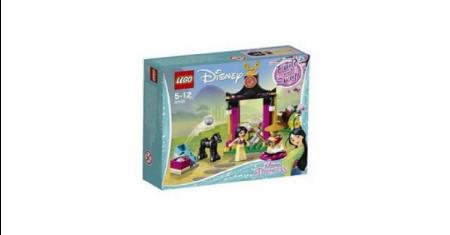 LEGO ตัวต่อเสริมทักษะ มู่หลาน เทรนนิ่ง เดย์ รุ่น 41151