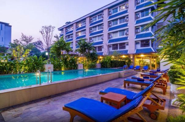 Sakulchai Place Hotel, Muang, Chiang Mai, Thailand