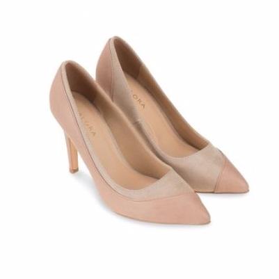 High Heels รองเท้าส้นสูง ZALORA Panelled ( ส่วนลด Looksi ) Picture
