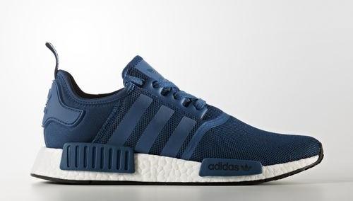 รองเท้าAdidas NMD R1 Color Blue Night /Blue Night /Core Black (BY3016) Picture