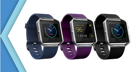 นาฬิกา Fitbit Blaze ลดสูงสุดถึง 24% เหลือ 8,794 บาท