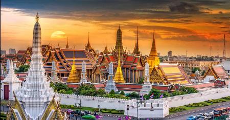 จองโรงแรมที่พัก กรุงเทพ (Bangkok) ประเทศไทย พร้อมรับเงินคืนสูงสุด 8% Picture