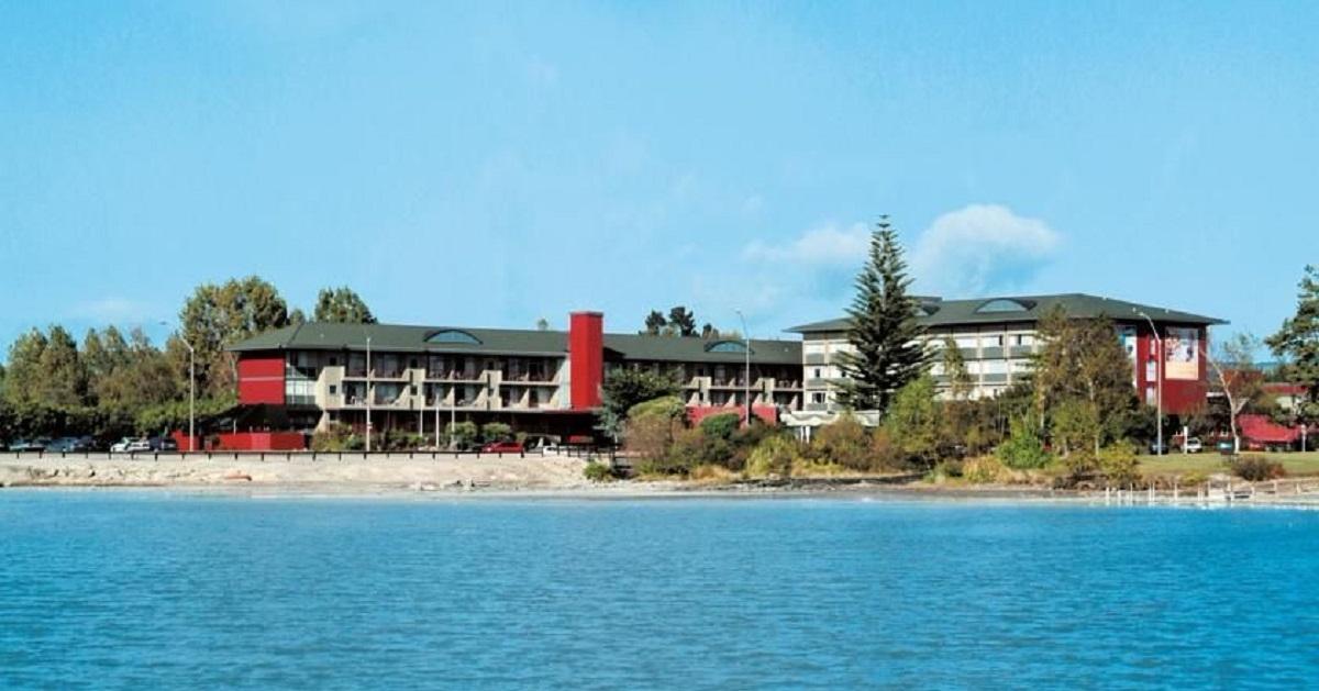 Sudima Hotel Lake Rotorua, New Zealand