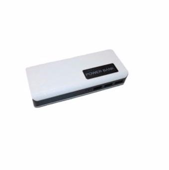 MK powerbank 20k mAh (สีขาว-ดำ) Picture