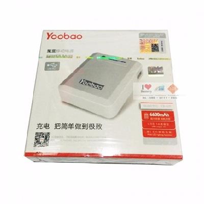 Yoobao แบตสำรอง 6600 mAh ของแท้ มือ 1 Picture