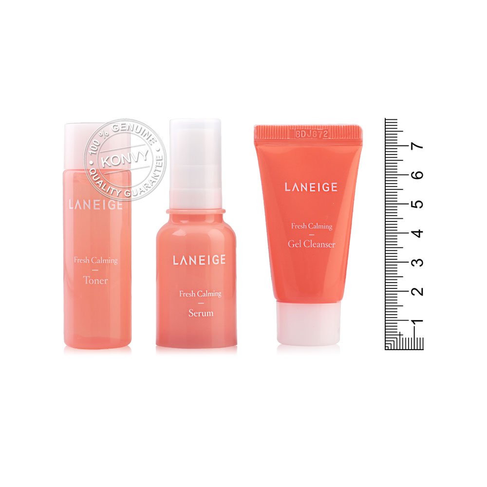 Laneige Fresh Calming Trial Kit (3 Items)  Picture