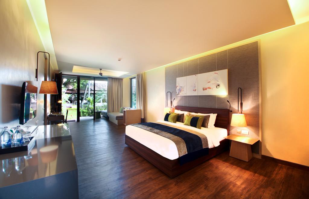 Chaweng Regent Beach Resort, Koh Samui, Thailand (เฉวง รีเจนท์ บีช รีสอร์ท, เกาะสมุย, ไทย)
