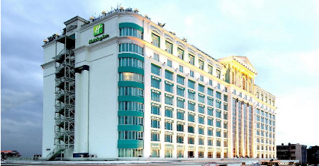 Holiday Inn Guangzhou Shifu | Guangzhou |Mainland China