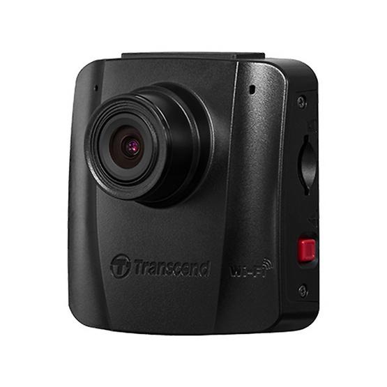Transcend กล้องติดรถยนต์ Car Video Recorders DP50 แถม Memory 16 GB