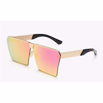 แว่นกันแดด AFOFOO Fashion Oversized Sunglasses Picture