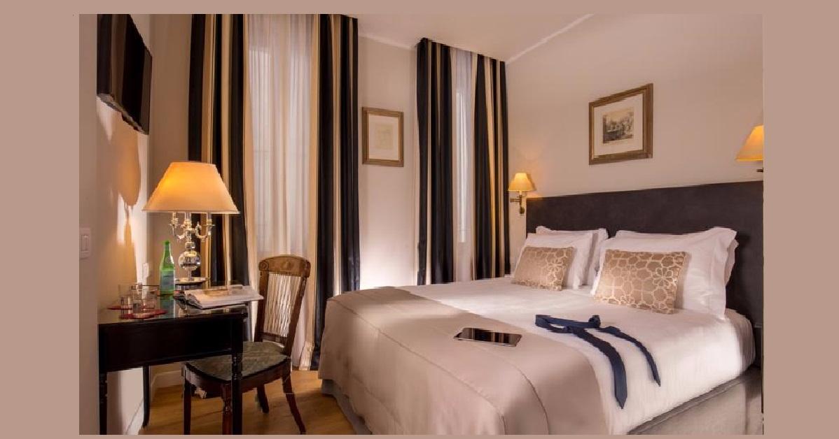 HOTEL MONTE CENCI, ROME, ITALY