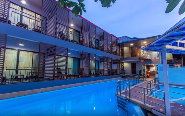 Chayadol Resort, Chiangrai, Thailand