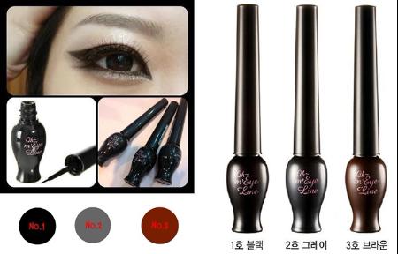 แพ็คคู่ Etude House Oh M'Eye Line Liquid Eyeliner#1 Black Picture