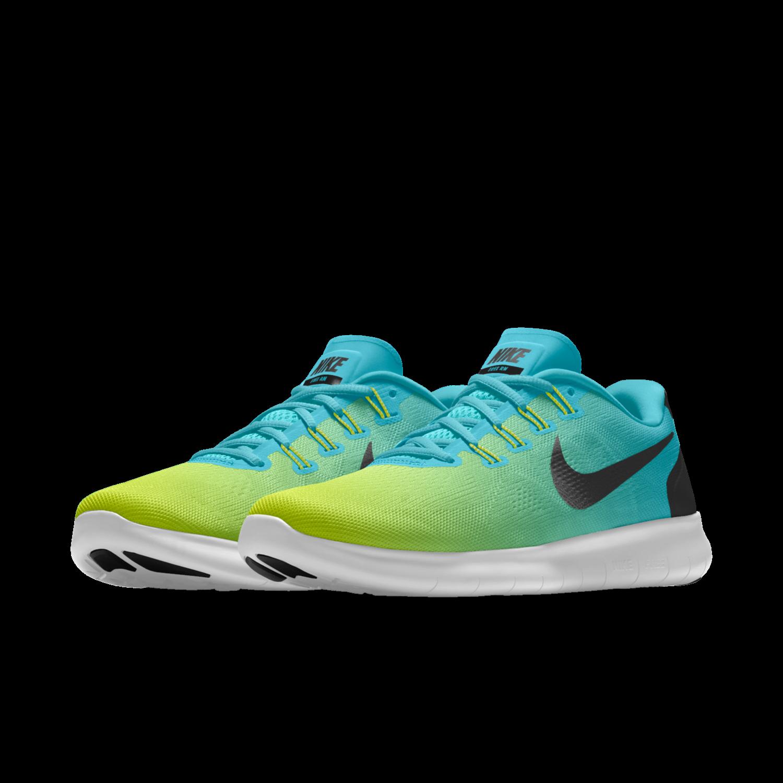 รองเท้าวิ่งผู้ชาย Nike Free RN 2017 iD