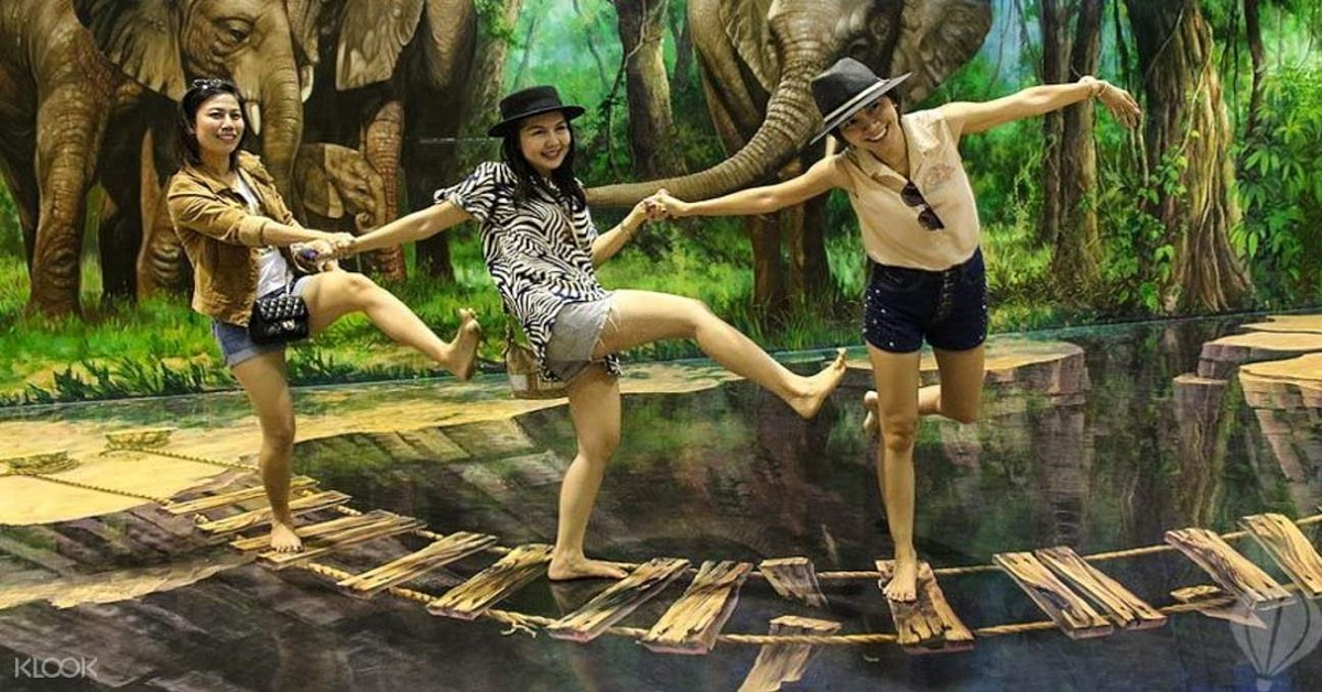 Art in Paradise @Pattaya Picture