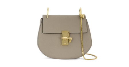 CHLOÉ : Drew shoulder bag Picture