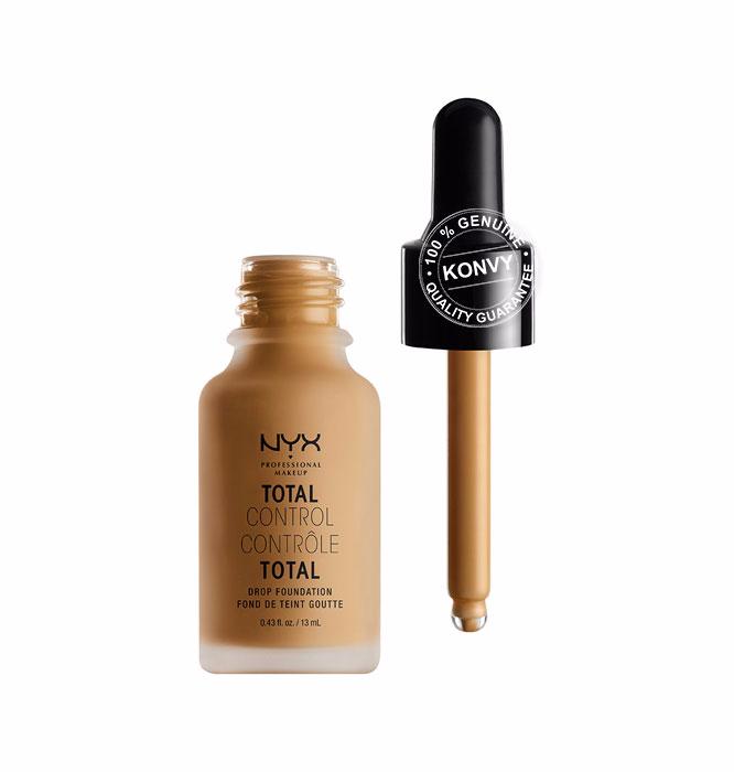 NYX Professional Makeup Total Control Drop Foundation - TCDF14 Golden Honey