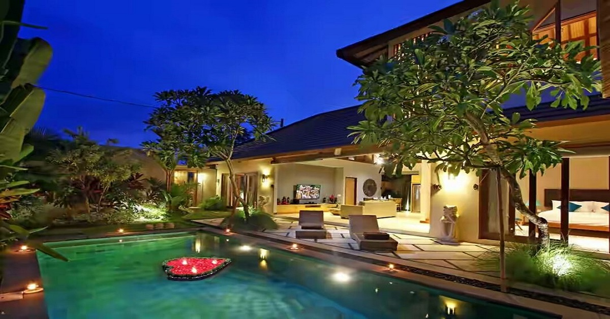 Luxury 3 Bedroom Private Pool Villa, Bai, Indonesia