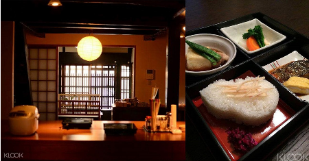 คอร์สเรียนทำอาหารเช้า สไตล์ข้าวกล่องเบนโตะ ที่เกียวโต
