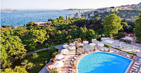 Swissôtel The Bosphorus | Istanbul | Turkey Picture