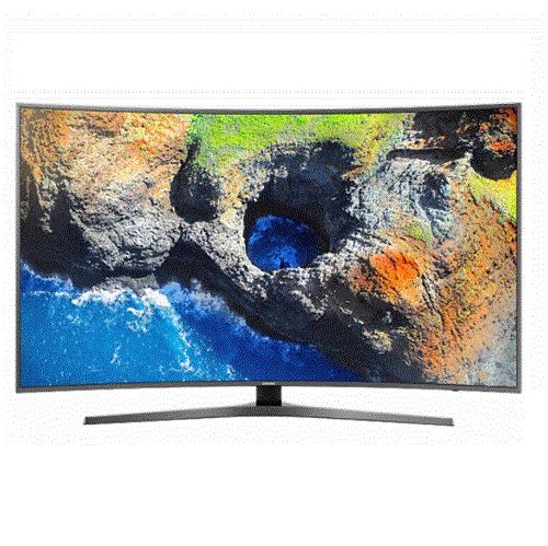 "Samsung TV Series 6 65"" UHD 4K Curved Smart TV MU6500  ( ส่วนลด Lazada ) Picture"