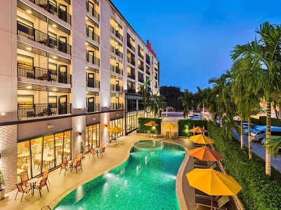 Ibis Hua Hin Hotel, Khao Takiab, Hua Hin, Thailand Picture