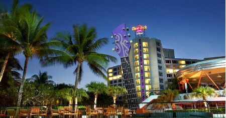 Hard Rock Hotel Pattaya, Pattaya, Chonburi, Thailand Picture