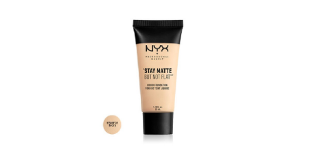 Stay Matte But Not Flat Liquid Foundation #SMF01  Picture