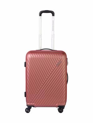 AMERICAN TOURISTER กระเป๋าเดินทางชนิดแข็ง 4 ล้อ รุ่น Visby ขนาด 24 นิ้ว สี Rust