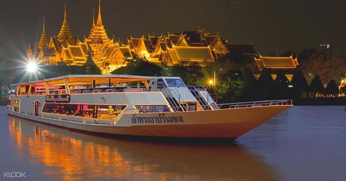 Ticket Chao Phraya Princess Cruise Picture