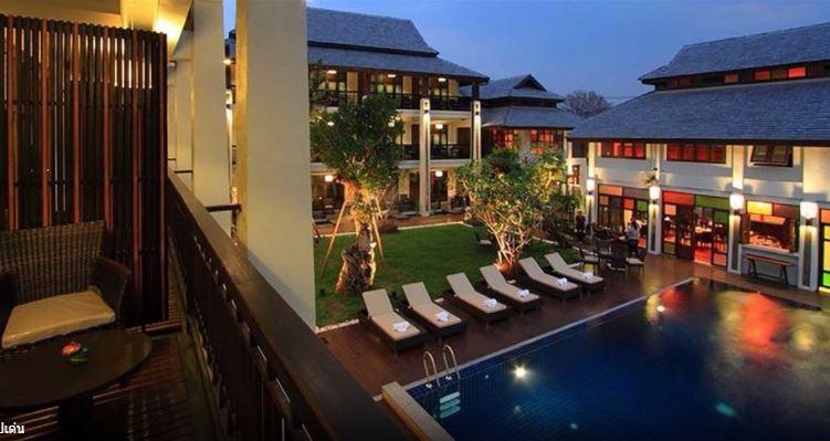 De Lanna Hotel, Amphur Muang, Chiang Mai, Thailand