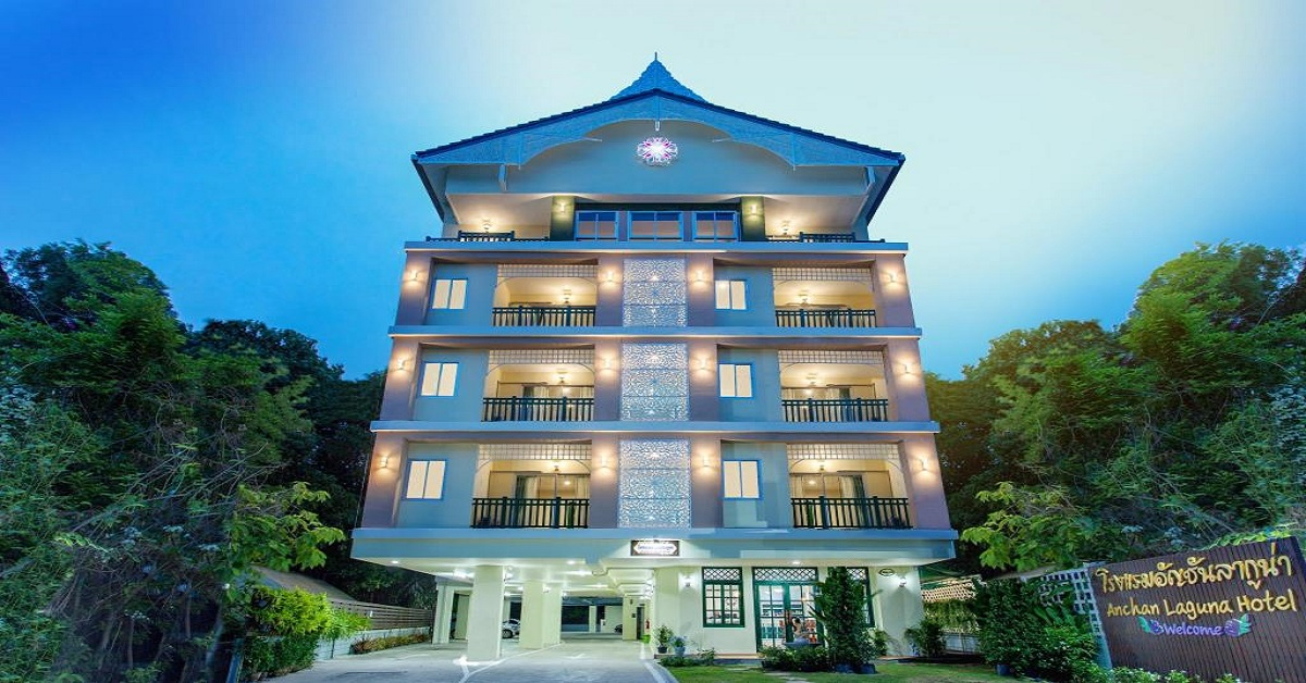 Anchan Laguna Hotel, Khonkaen, TH