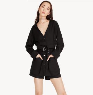 Tula Corset Jacket #ชุดดำ Picture
