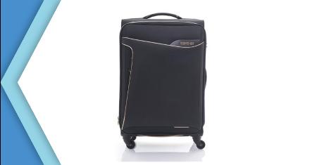 กระเป๋าเดินทางชนิดอ่อน 4 ล้อ รุ่น Applite 2 ไซส์ 31 สีทอง Picture