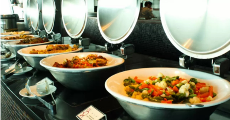 ลดราคา Klook บุฟเฟ่ต์มื้อกลางวัน+ชมวิวที่ Macau tower เพียง 1,107 บาท Picture