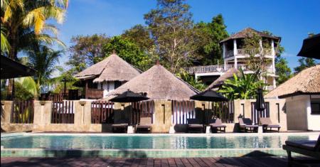 โรงแรม อาน่า รีสอร์ท แอนด์ สปา เกาะช้าง ( AANA Resort & Spa )