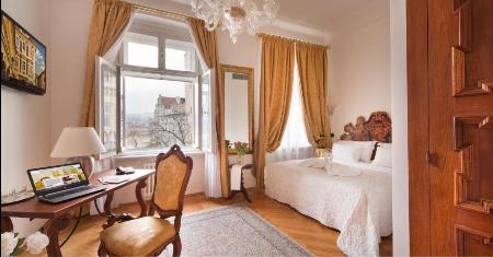 โรงแรม Charles Bridge Palace Hotel Prague, ปราก