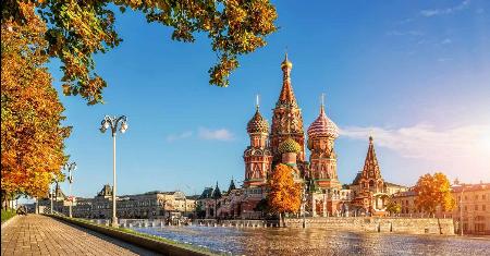 ทัวร์รัสเซีย มอสโคว | 5 วัน 3 คืน เริ่มต้นเพียง 42,900 บาท/ท่าน Picture