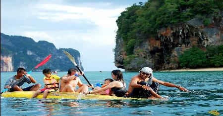 HONG BY STARLIGHT - KAYAK TOUR IN PHANG NGA BAY, THAILAND Picture