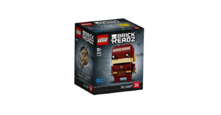 LEGO ตัวต่อเสริมทักษะ เดอะ แฟลช รุ่น 41598
