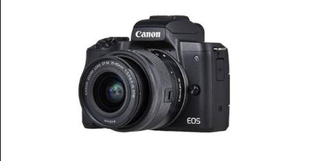 ดีลส่วนลด AliExpress : กล้อง Mirrorless Canon M50 ถ่ายคลิปได้ถึง 4K