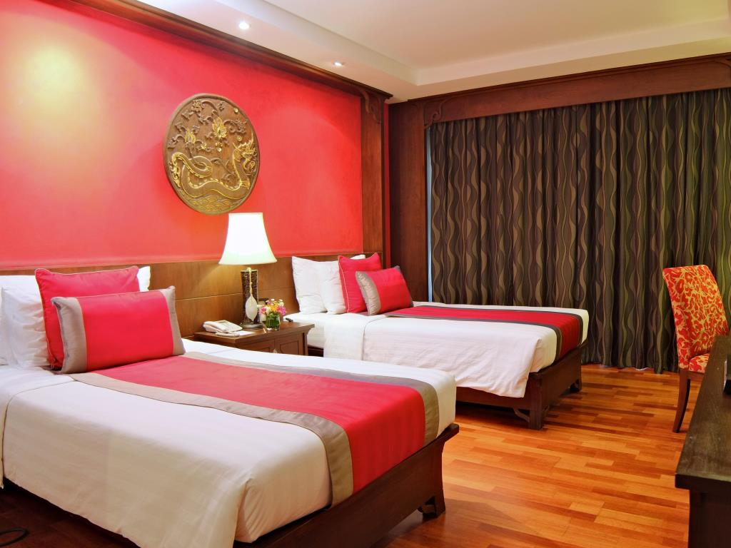 De Naga Hotel Chang Mai, Old City, Chiang Mai, Thailand