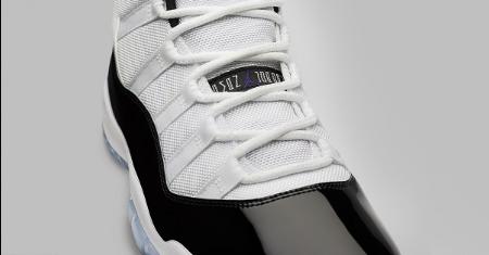 """โค้ดส่วนลด NIKE : รองเท้า Nike Jordan XI """"Concord"""" + เงินคืน 13%"""