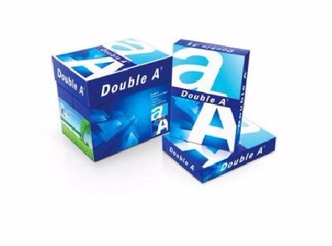 กระดาษถ่ายเอกสาร A4 80 แกรม (แพ็ค5 รีม) Double A