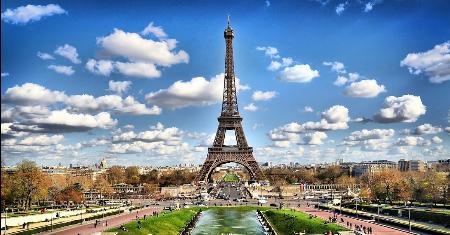 Paris ตั๋วเครื่องบิน ไป-กลับ เริ่มต้น 30,803 บาท* Picture