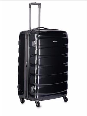 SAMSONITE กระเป๋าเดินทางชนิดแข็ง 4 ล้อ รุ่น OVAL ขนาด 29 นิ้ว สี Charcoal