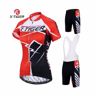 X-Tiger Caitlin Summer Breathable Women Mountian Bike Clothing  Picture