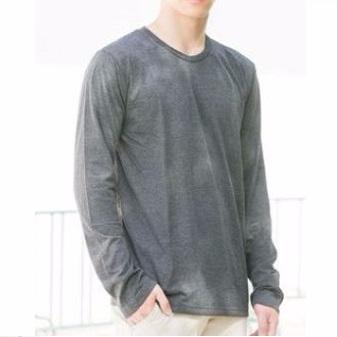 เสื้อแขนยาว Basic Long Sleeved T-shirt ส่วนลด Zilingo Picture