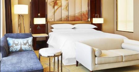 โรงแรม Sheraton Grand Zhengzhou Hotel เจิ้งโจว